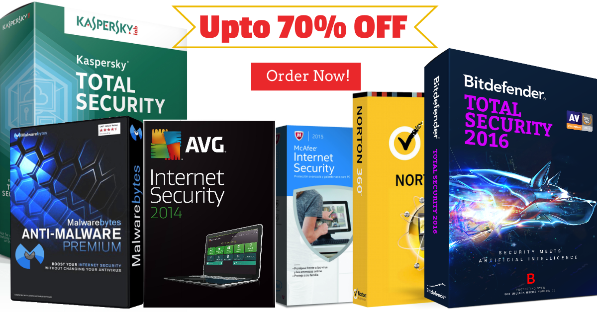Antivirus Discount