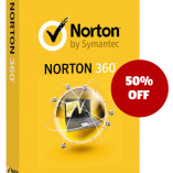 norton 360 50 off